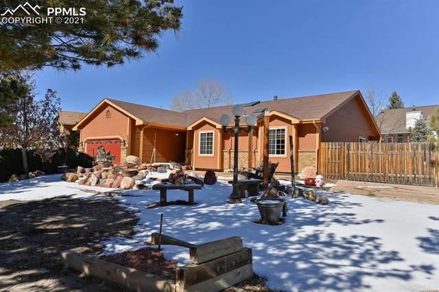 8809 Alpine Valley Drive, Colorado Springs, CO 80920 (#9533774) :: The Harling Team @ HomeSmart