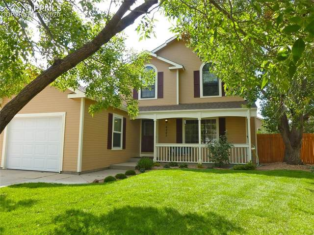 4245 Archwood Drive, Colorado Springs, CO 80920 (#9535243) :: The Kibler Group