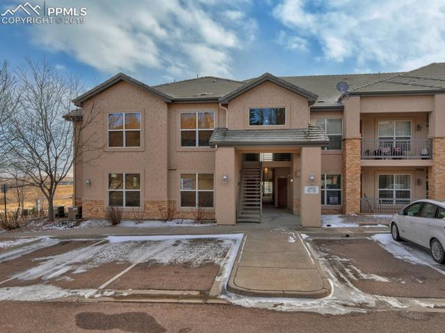 605 Cougar Bluff Point #208, Colorado Springs, CO 80906 (#9535722) :: Jason Daniels & Associates at RE/MAX Millennium