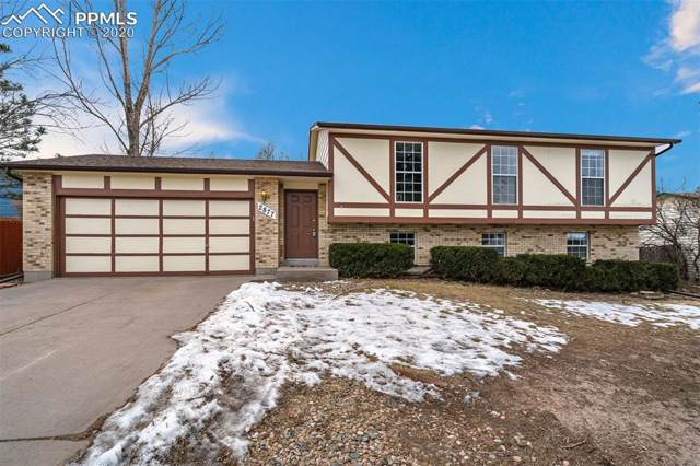 2877 Deliverance Drive, Colorado Springs, CO 80918 (#9536195) :: The Peak Properties Group