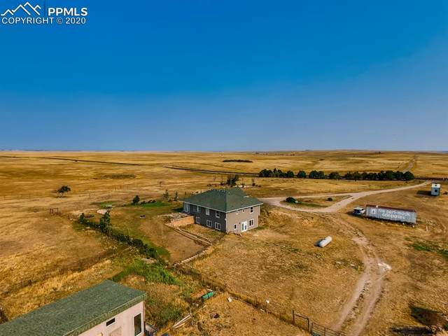 5024 County Road 194, Elizabeth, CO 80107 (#9536732) :: Action Team Realty