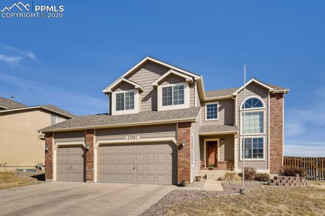 17007 Buffalo Valley Path, Monument, CO 80132 (#9536806) :: Jason Daniels & Associates at RE/MAX Millennium