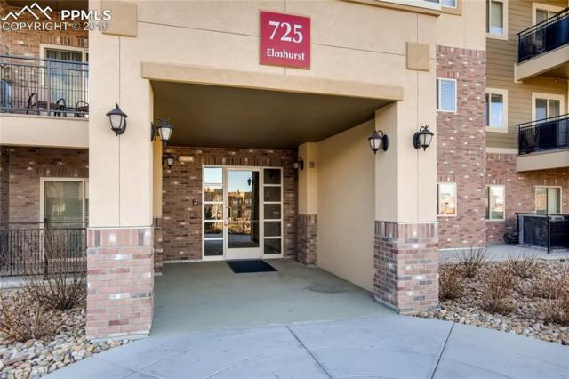 725 Elmhurst Drive #305, Highlands Ranch, CO 80129 (#9537283) :: The Hunstiger Team