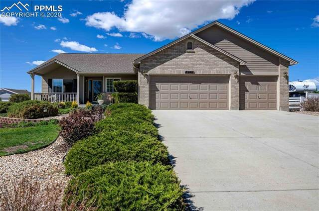 8446 Tibbs Road, Peyton, CO 80831 (#9537520) :: Tommy Daly Home Team