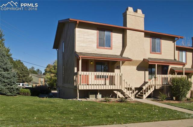 14 E Old Broadmoor Road, Colorado Springs, CO 80906 (#9538009) :: The Peak Properties Group