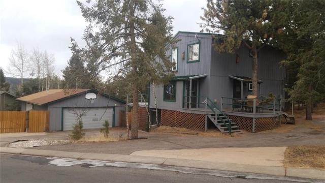 1019 W Midland Avenue, Woodland Park, CO 80863 (#9538496) :: The Cutting Edge, Realtors