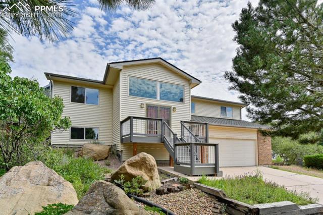 5540 Saddle Rock Place, Colorado Springs, CO 80918 (#9539405) :: The Kibler Group