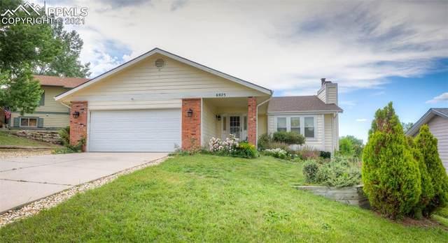 6925 Meadowwood Place, Colorado Springs, CO 80918 (#9541918) :: Venterra Real Estate LLC