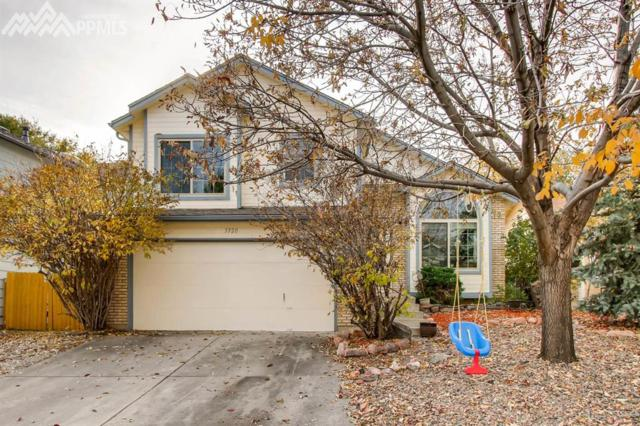 5920 Chokecherry Drive, Colorado Springs, CO 80919 (#9544767) :: Jason Daniels & Associates at RE/MAX Millennium