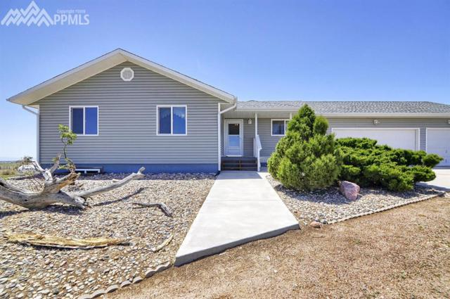 5450 S Calhan Road, Calhan, CO 80808 (#9545273) :: Colorado Home Finder Realty