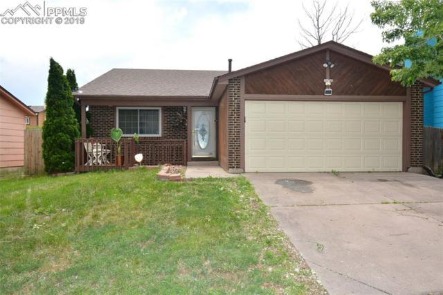 3340 Bridgewater Drive, Colorado Springs, CO 80916 (#9546255) :: Harling Real Estate