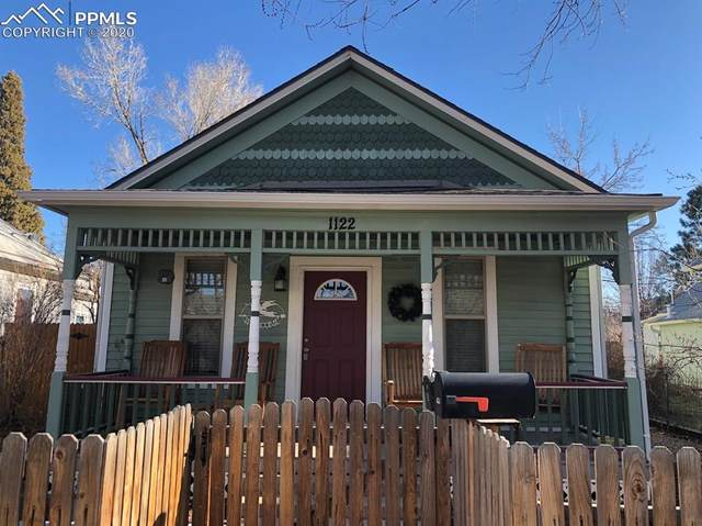 1122 W Cucharras Street, Colorado Springs, CO 80904 (#9549557) :: Venterra Real Estate LLC