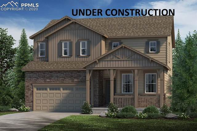 6250 Saddle Bow Avenue, Parker, CO 80134 (#9551219) :: Tommy Daly Home Team