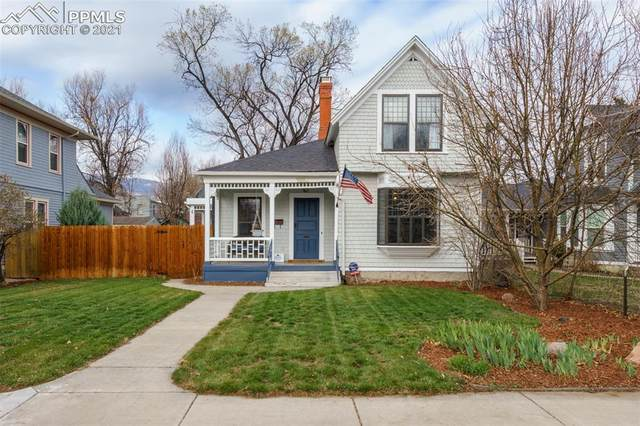 1210 N Weber Street, Colorado Springs, CO 80903 (#9553680) :: Venterra Real Estate LLC