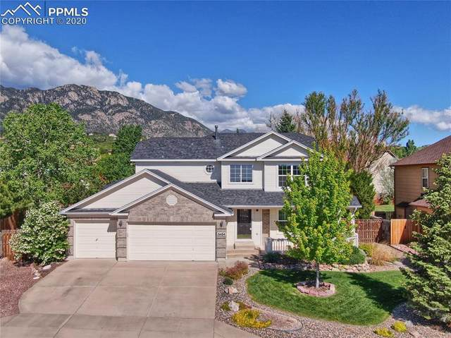 5454 Campglen Drive, Colorado Springs, CO 80906 (#9554400) :: The Daniels Team