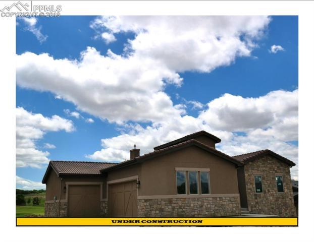 1747 Redbank Drive, Colorado Springs, CO 80921 (#9555903) :: The Hunstiger Team
