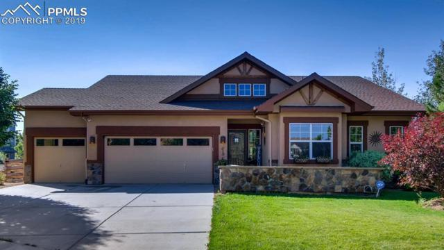 619 Burke Hollow Drive, Monument, CO 80132 (#9556108) :: Action Team Realty