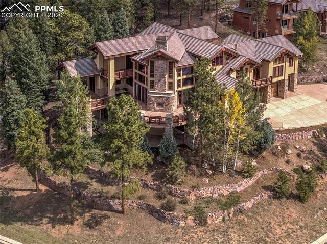 200 Eagles Perch Place, Woodland Park, CO 80863 (#9557585) :: Action Team Realty