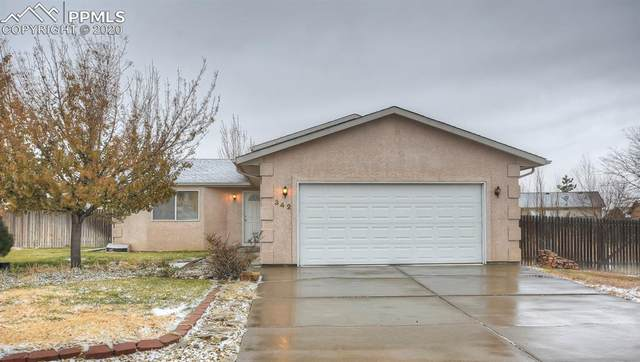 342 E Bond Court, Pueblo West, CO 81007 (#9560195) :: Action Team Realty