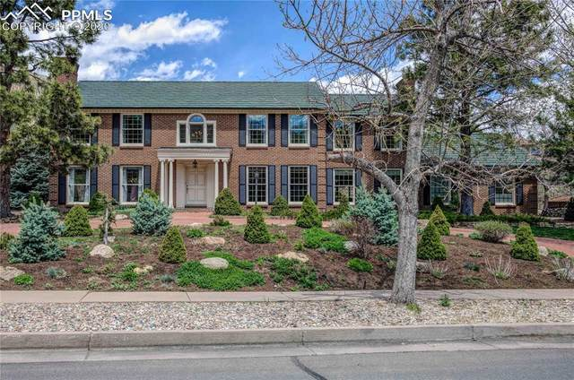 20 Broadmoor Hills Drive, Colorado Springs, CO 80906 (#9560596) :: The Kibler Group