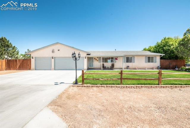 583 W Slice Drive, Pueblo West, CO 81007 (#9560847) :: Tommy Daly Home Team