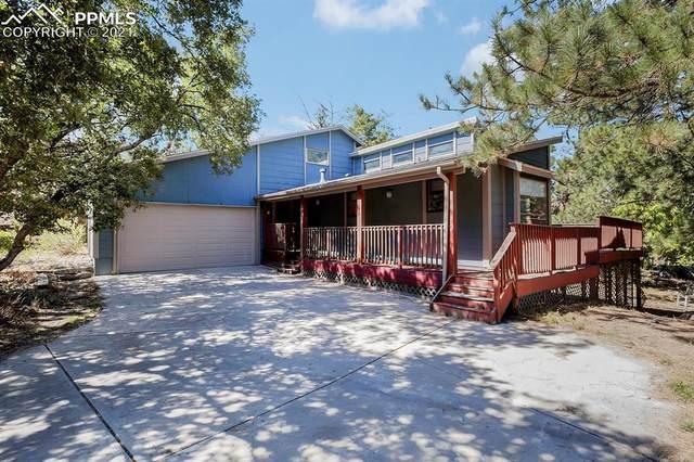 470 S Wintery Circle, Colorado Springs, CO 80919 (#9561516) :: 8z Real Estate