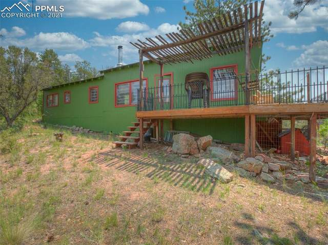 204 Comanche Circle, Florissant, CO 80816 (#9561598) :: The Gold Medal Team with RE/MAX Properties, Inc