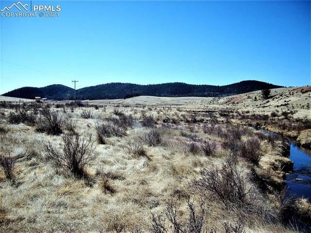 na/na County Road 81 Road, Cripple Creek, CO 80813 (#9563270) :: Tommy Daly Home Team
