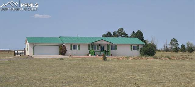 1950 Harding Road, Yoder, CO 80864 (#9563830) :: Action Team Realty