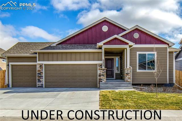 10459 Wrangell Circle, Colorado Springs, CO 80924 (#9563992) :: Realty ONE Group Five Star