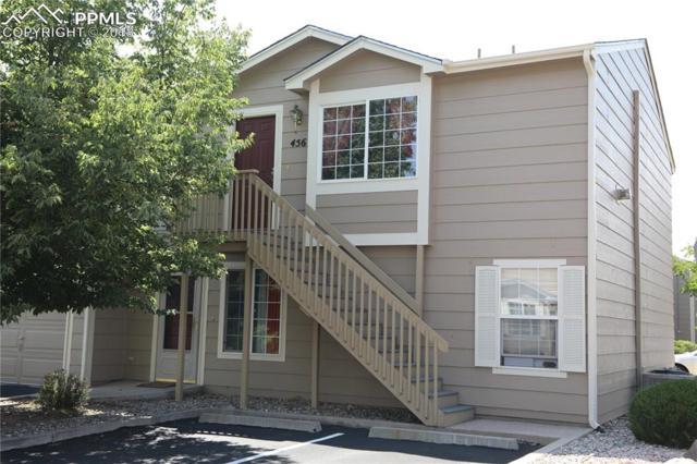 456 Ellers Grove, Colorado Springs, CO 80916 (#9565050) :: Jason Daniels & Associates at RE/MAX Millennium