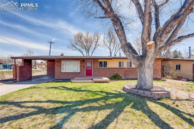 101 Cornell Street, Colorado Springs, CO 80911 (#9570080) :: Compass Colorado Realty