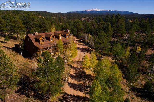 4569 W Highway 24, Florissant, CO 80816 (#9570284) :: Finch & Gable Real Estate Co.