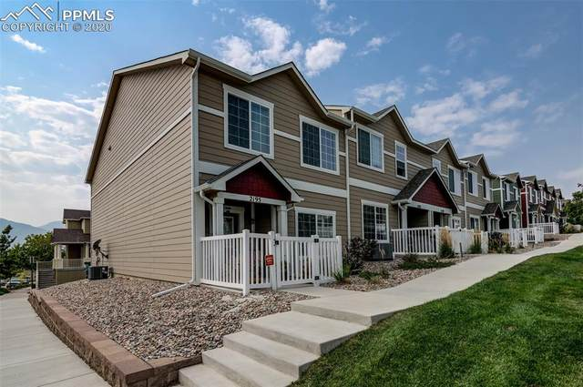 2195 St Claire Park Alley, Colorado Springs, CO 80910 (#9574985) :: The Kibler Group