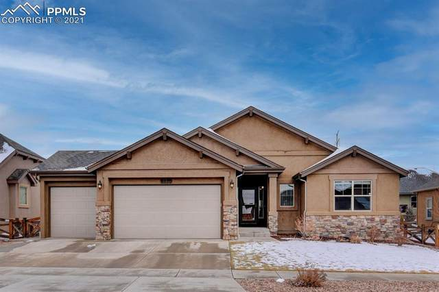 8570 Meadow Wing Circle, Colorado Springs, CO 80927 (#9577695) :: The Artisan Group at Keller Williams Premier Realty
