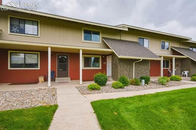 218 W Rockrimmon Boulevard C, Colorado Springs, CO 80919 (#9582403) :: Action Team Realty