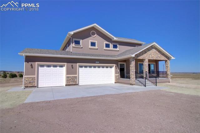 13890 Irish Hunter Trail, Elbert, CO 80106 (#9583412) :: The Treasure Davis Team
