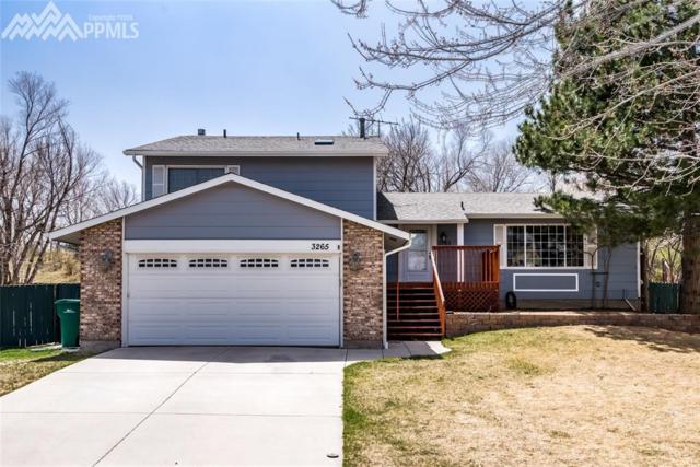 3265 Gilcrest Terrace, Colorado Springs, CO 80906 (#9583543) :: Jason Daniels & Associates at RE/MAX Millennium