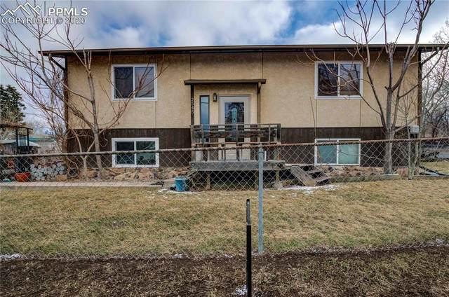 2545 Wheeler Avenue, Colorado Springs, CO 80904 (#9583641) :: The Kibler Group