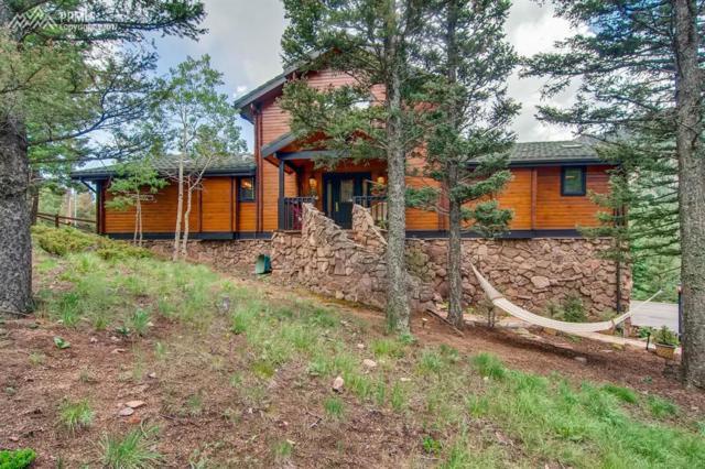 6780 Eagle Mountain Road, Manitou Springs, CO 80829 (#9584316) :: The Treasure Davis Team