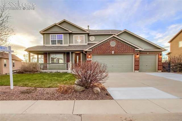 15678 Split Creek Drive, Monument, CO 80132 (#9585729) :: The Daniels Team