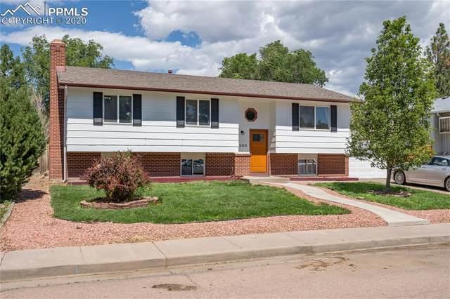 7060 Roaring Spring Avenue, Fountain, CO 80817 (#9588777) :: 8z Real Estate