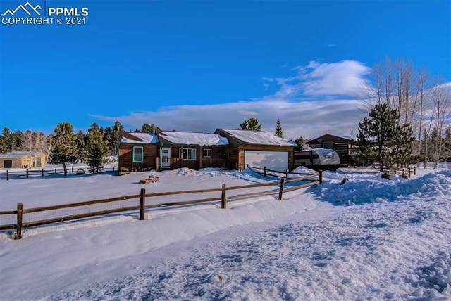 1886 Valley View Drive, Woodland Park, CO 80863 (#9590556) :: HomeSmart