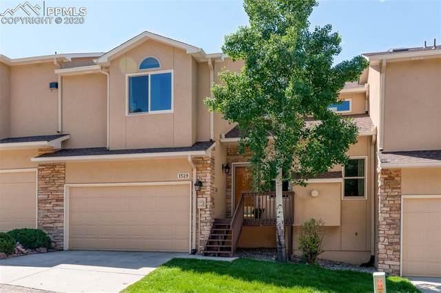 1529 Ledge Rock Terrace, Colorado Springs, CO 80919 (#9591120) :: 8z Real Estate