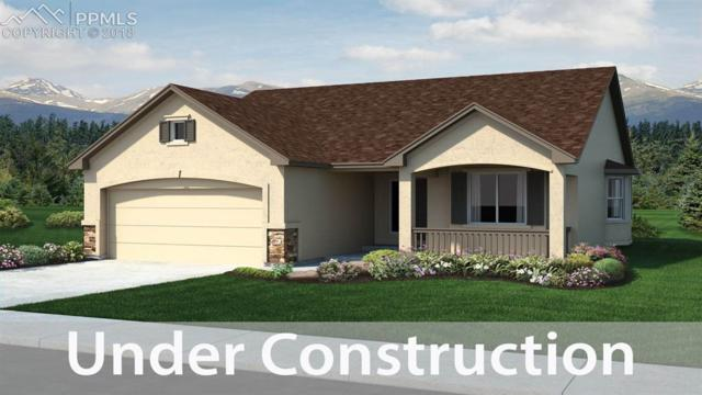 15642 Lake Mist Drive, Monument, CO 80132 (#9591129) :: The Hunstiger Team