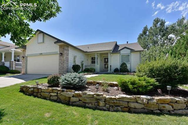 3170 Ox Cart Drive, Colorado Springs, CO 80922 (#9592185) :: Action Team Realty