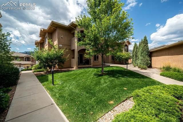 1550 Little Bear Creek Point #204, Colorado Springs, CO 80904 (#9594401) :: Fisk Team, RE/MAX Properties, Inc.