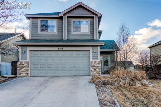 5458 Standard Drive, Colorado Springs, CO 80922 (#9595158) :: The Hunstiger Team