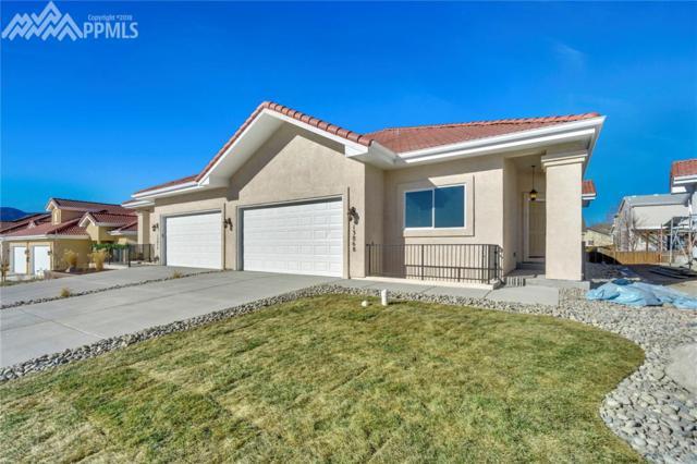 13868 Paradise Villas Grove, Colorado Springs, CO 80921 (#9595662) :: Jason Daniels & Associates at RE/MAX Millennium