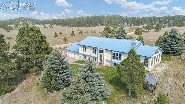 8545 Moss Rock Road, Colorado Springs, CO 80908 (#9598476) :: The Daniels Team